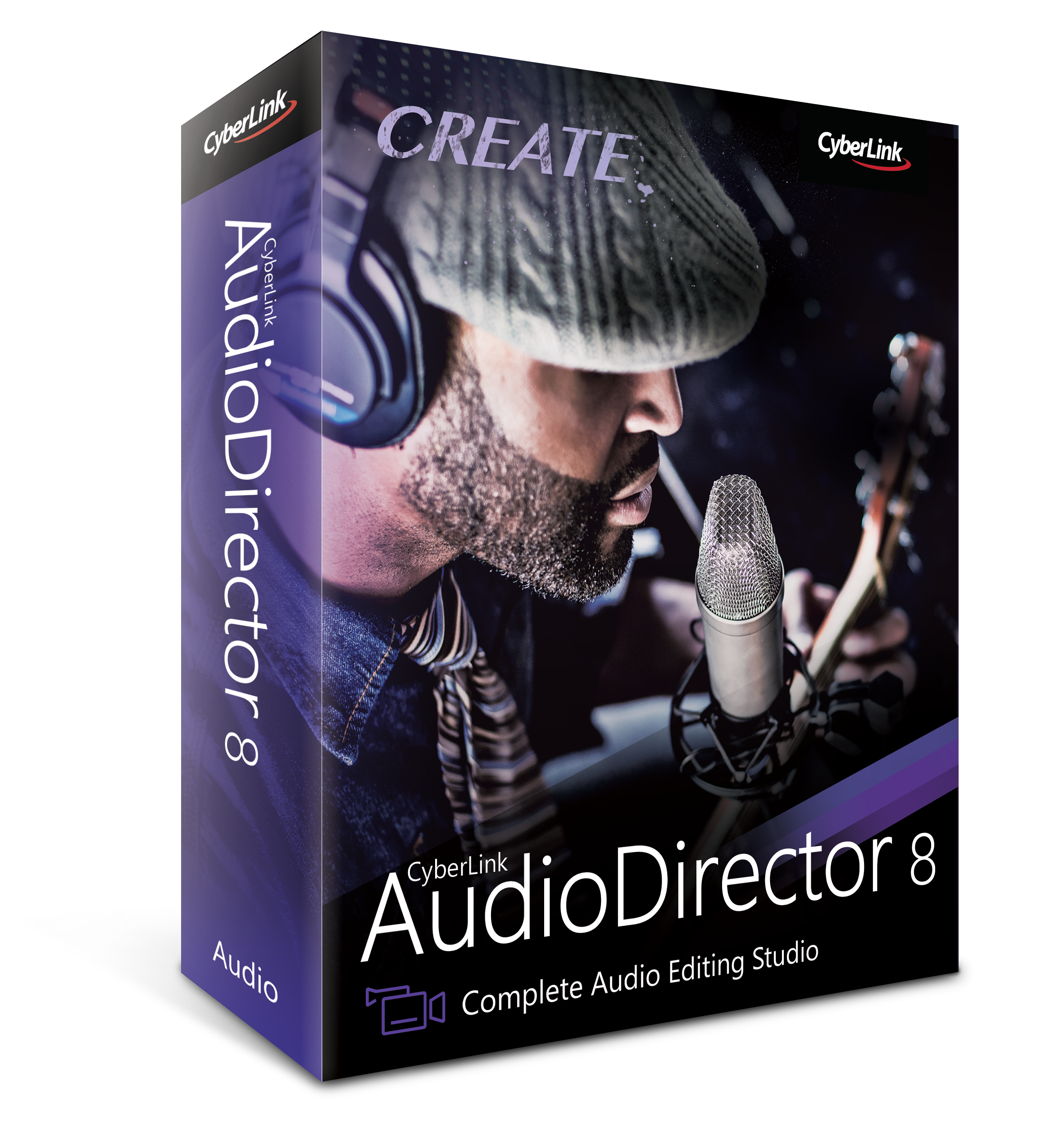 Image of AudioDirector 8 Ultra