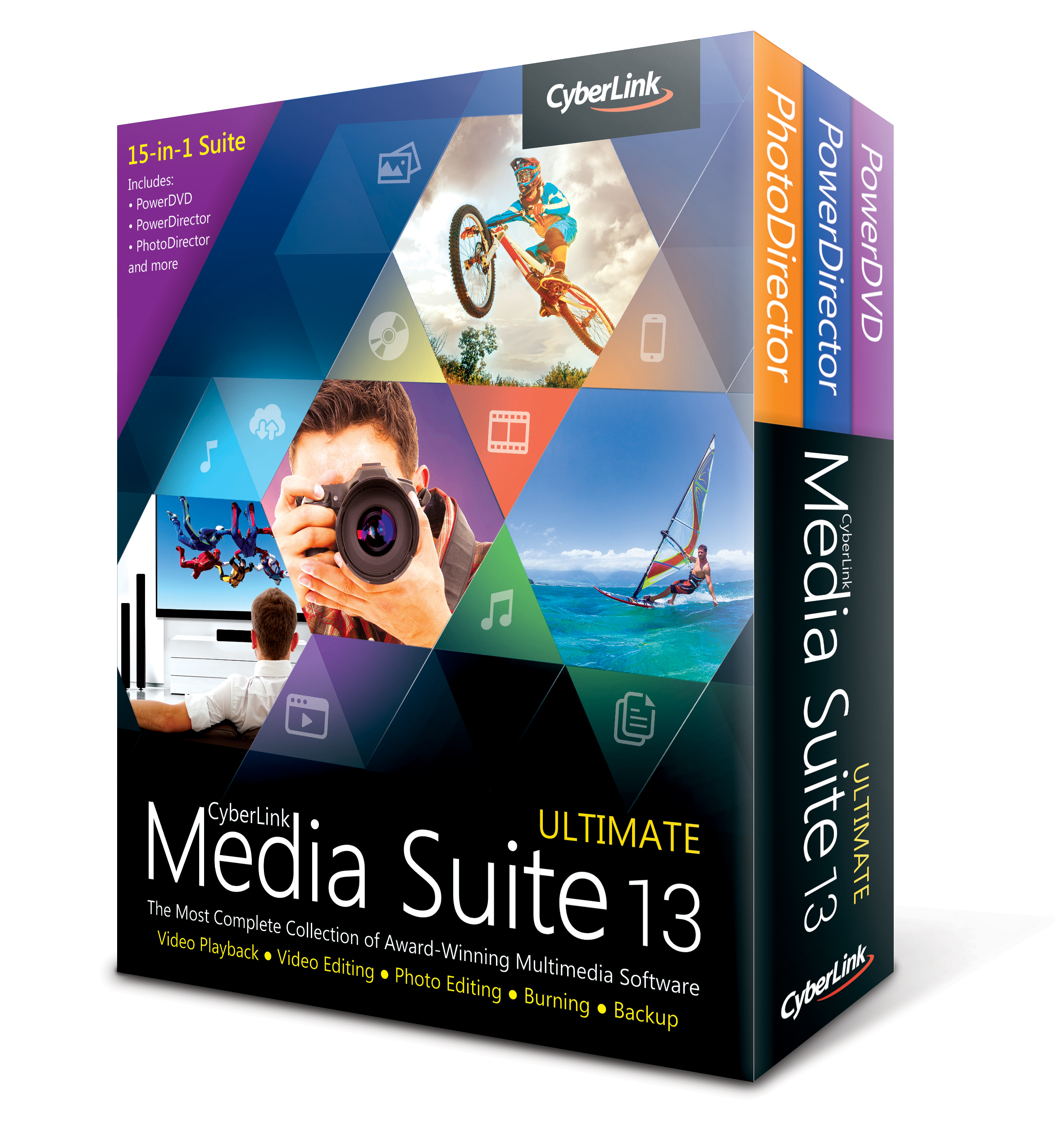 Upgrade to MediaSuite 13 Ultimate from v. 9/10/11/12 Pro/Centra/non-Ultra