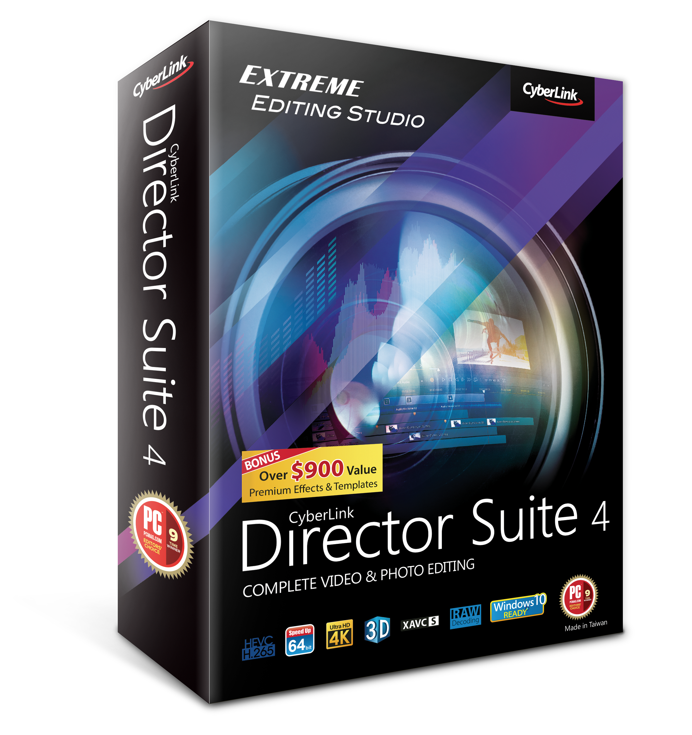 Upgrade to Director Suite 4 from v.2/3