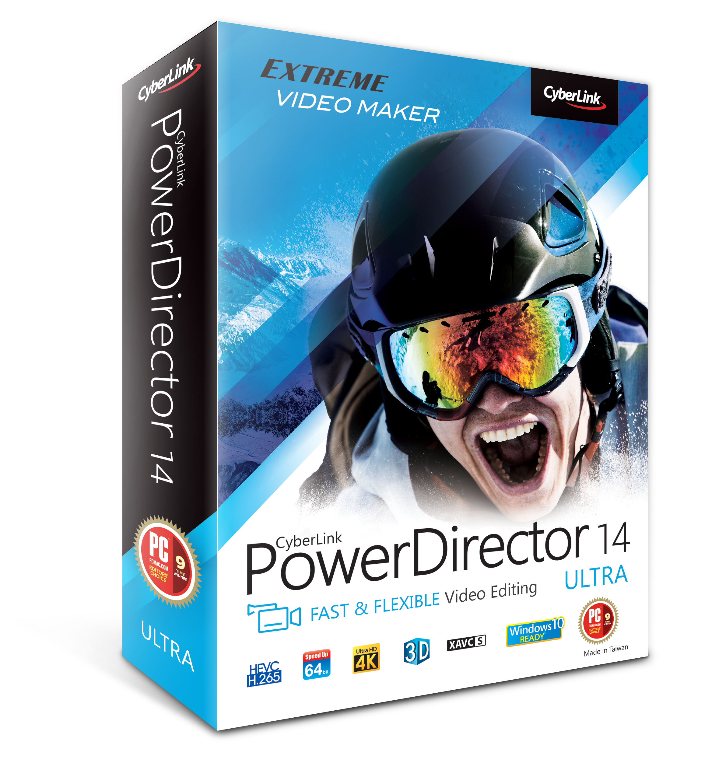 Upgrade to PowerDirector 14 Ultra from version 11 and below