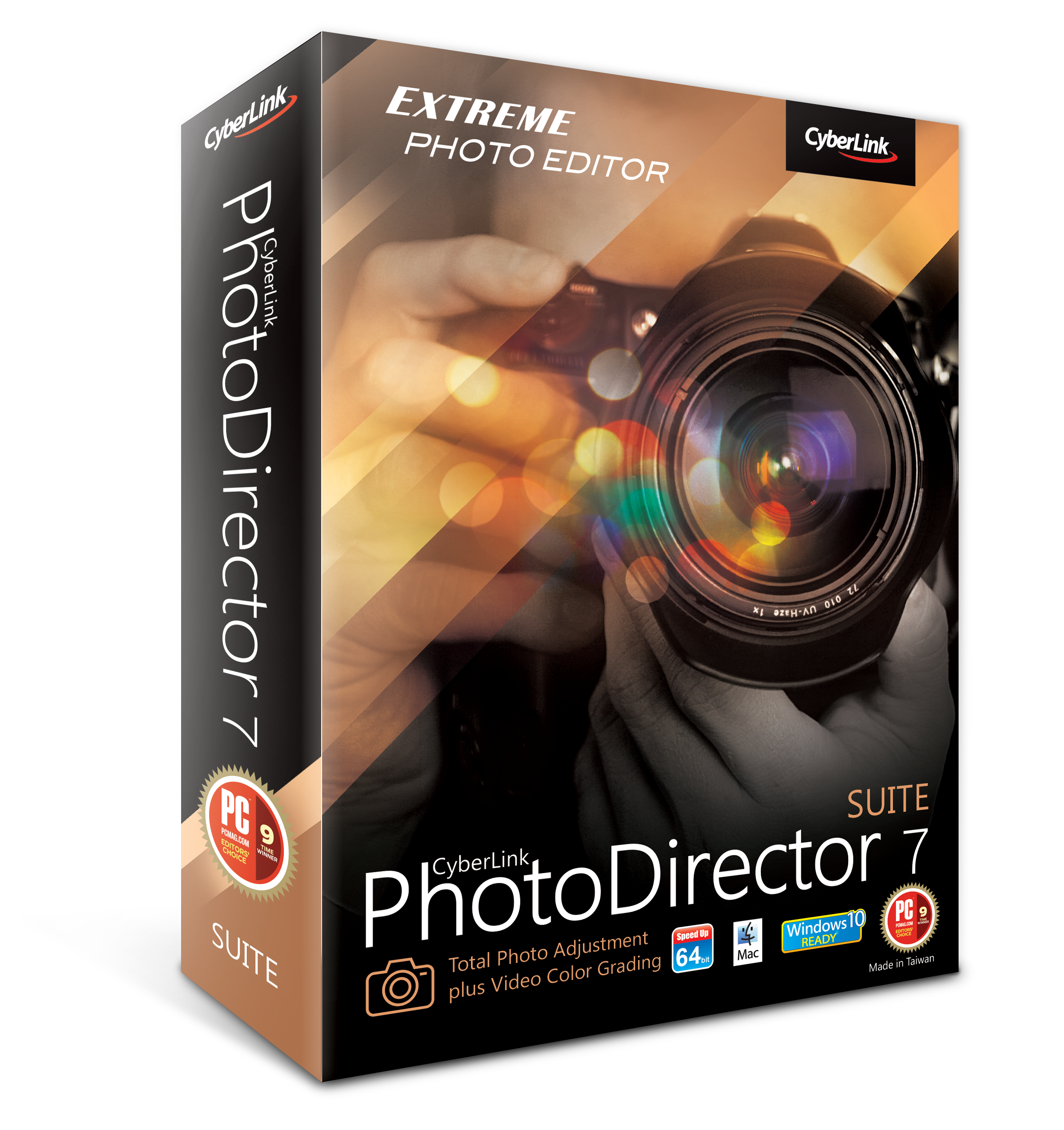 Upgrade to PhotoDirector 7 Suite PhotoDirector v.5/6