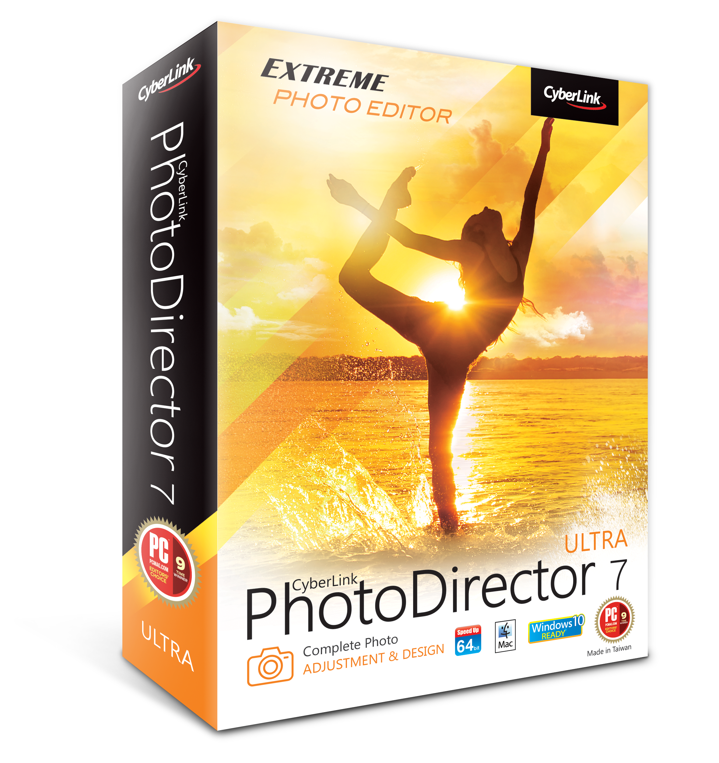 Upgrade to PhotoDirector 7 Ultra from PhotoDirector v.5/6 Suite