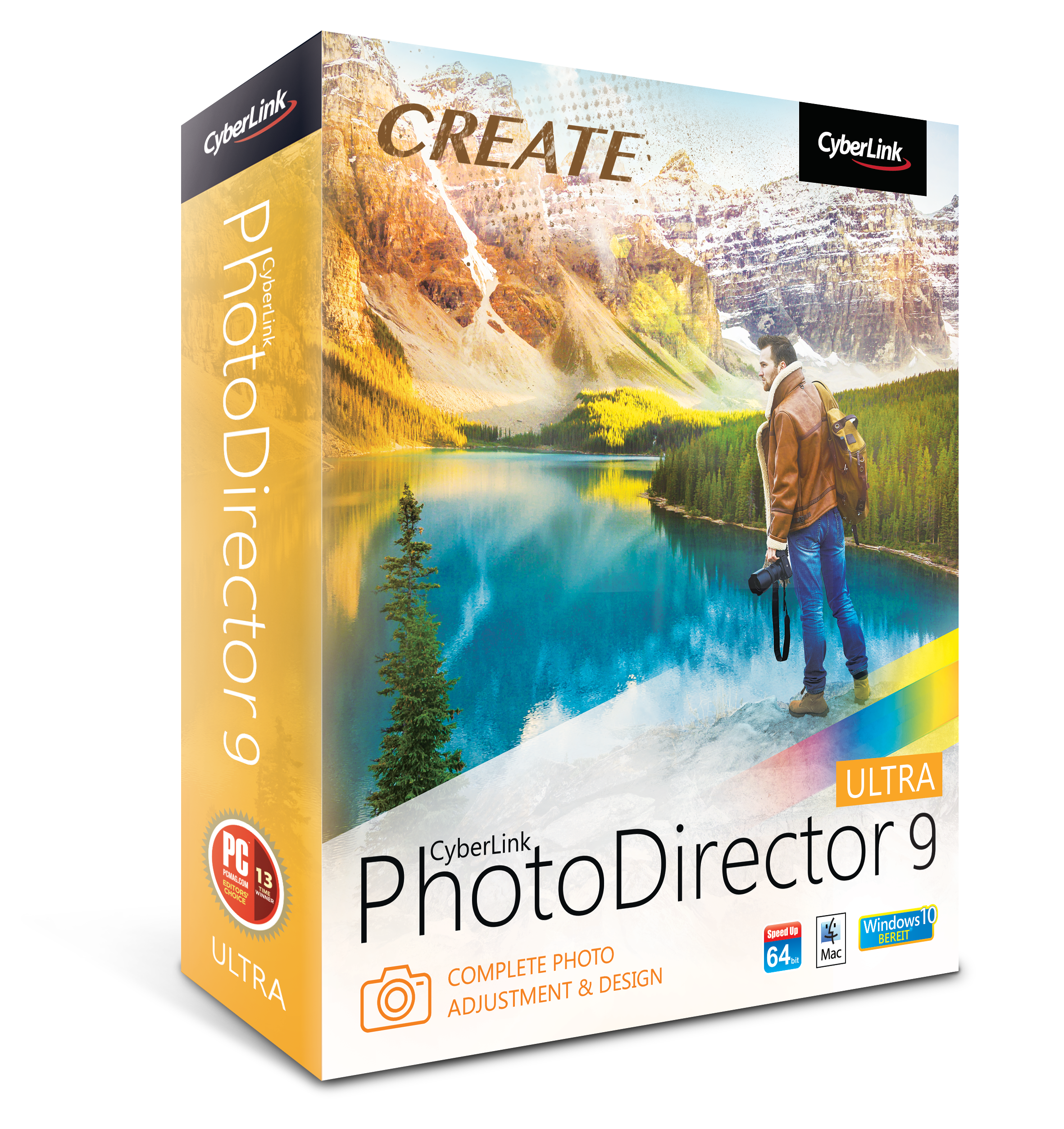 Image of PhotoDirector 9 Suite