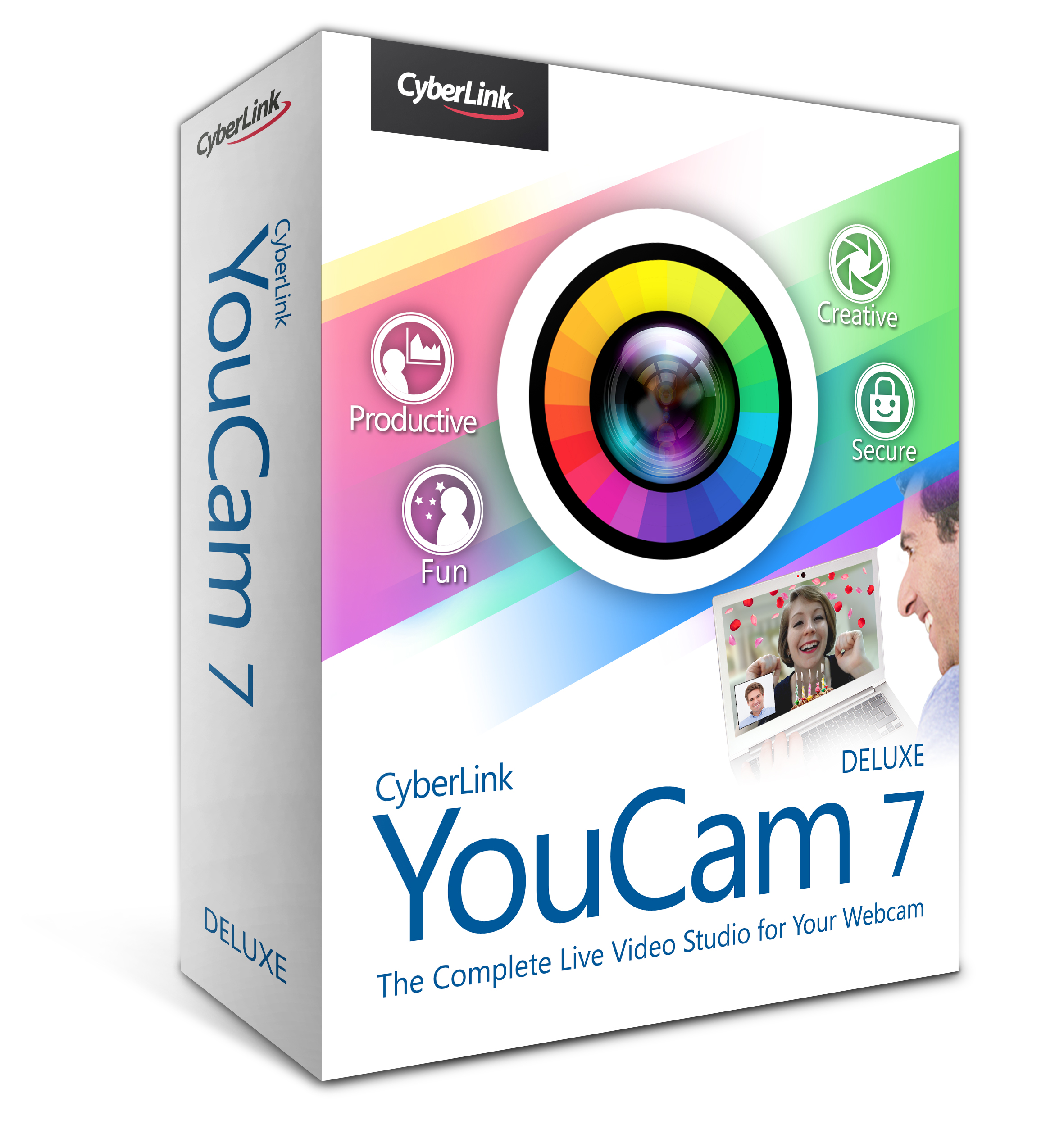 Upgrade to YouCam 7 Deluxe from v.1/3 versions