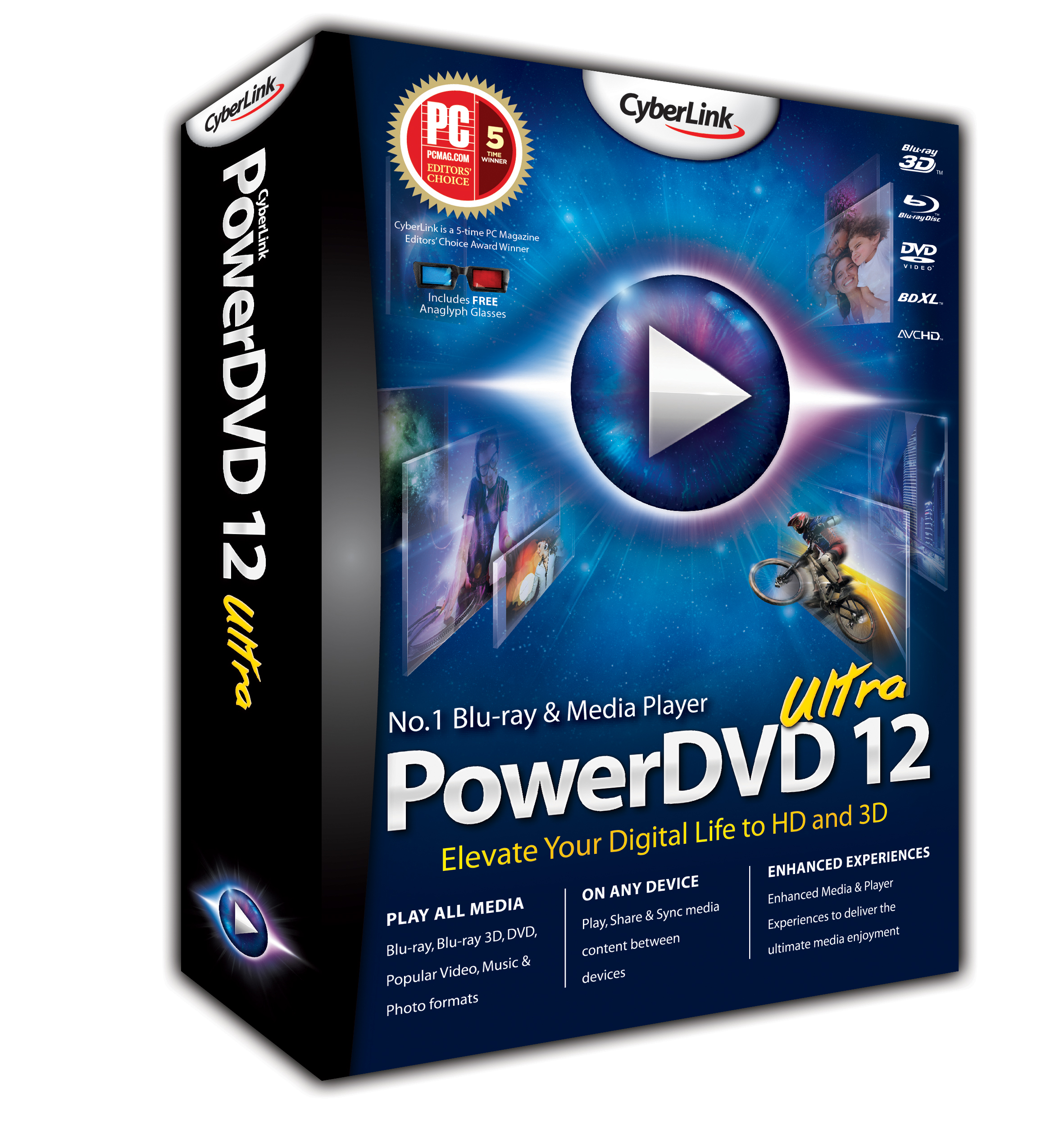 Upgrade to PowerDVD 12 Ultra from 10/11 Ultra