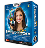 descargar power director 8 gratis