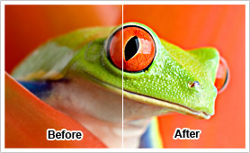 CyberLink TrueTheater HD provides picture-perfect quality via resolution upscaling
