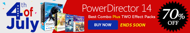 PowerDirector 14 Ultra: Fast & Flexible Video Editing Software