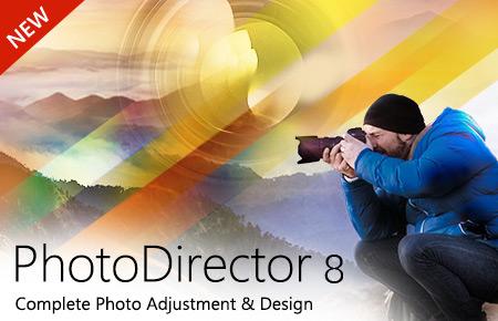 cyberlink photodirector 8 suite
