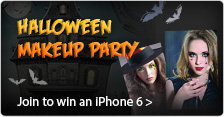 Join Our Online Halloween Party to Win a FREE iPhone 6!
