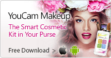 YouCam Makeup - The Smart Cosmetic Kit in Your Purse