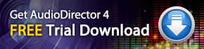 AudioDirector Trial Download