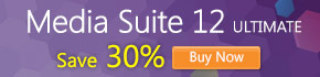 Buy Media Suite 12 Ultimate - 30% OFF