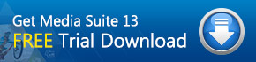 Download Media Suite 13 Free Trial