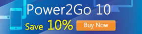 Buy Power2Go 10 - Save 10%