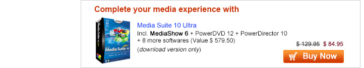 Buy Media Suite Now!