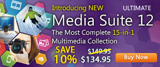 The Most Complete 15-in-1 Multimedia Collection