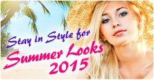 Show Off Your Hottest Summer Looks 2015 & Win Big!
