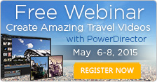 Join Free Webinar to Create Amazing Travel Photos & Videos!