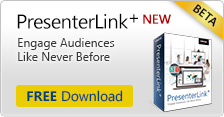 PresenterLink+: Engage Audiences Like Never Before