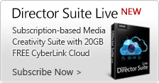 Director Suite Live - Your Subscription-based Media Creativity Suite - Cloud Connected