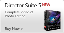 Director Suite 5: Complete Suite for Video, Audio & Photo Editing