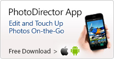 Free PhotoDirector App: Edit and Touch Up Photos On-the-Go