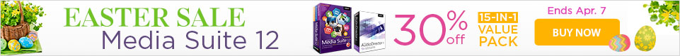 Media Suite 12 Ultimate - The Best Value 15-in-1 Multimedia Collection for Home & School