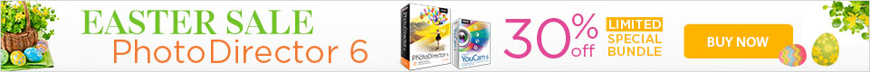 30% OFF PhotoDirector 6 Ultra