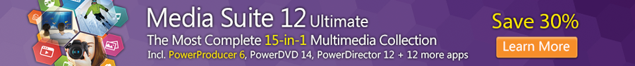 Media Suite 12 Ultimate: The Most Complete 15-in-1 Multimedia Collection
