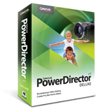 PowerDirector 11 Deluxe - Revolutionary Video Editing. Create Pro-like Home Videos.