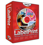 CyberLink LabelPrint - The Funnest DVD Labeling Software for your discs