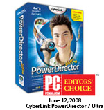 PowerDirector 7 Ultra bundle