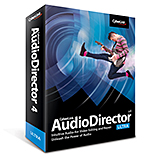 AudioDirector - Intuitive Audio-for-Video Editing and Repair