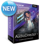 AudioDirector - Total Audio-for-Video Editing Studio