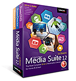 Media Suite 12 Ultimate - The Most Complete Multimedia Collection for Home & School
