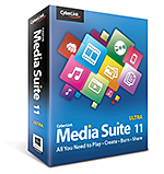Media Suite 11 Ultra - Best value all-in-one multimedia suite for PC