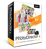 PhotoDirector 6 Deluxe - The Easiest Way to Create Amazing Photos