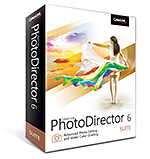 PhotoDirector 6 Suite - Advanced Photo Editing and Video Color Grading