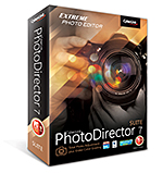 PhotoDirector 7 Suite - Total Photo Adjustment plus Video Color Grading.