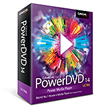 PowerDVD 14 Ultra - The Ultimate Media Player for Blu-ray, 3D Video & HD Movies