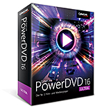 PowerDVD 16 - World's No.1 Movie & Media Player | CyberLink