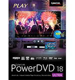 PowerDVD - World's No. 1 Movie & Media Player for discs, video, audio and video streaming | CyberLink