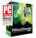 PowerDirector 12 Deluxe - The Most Amazing Home Video Editing Software