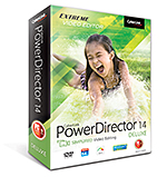 PowerDirector 14 Deluxe - Simplified Video Editing | CyberLink