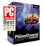 PowerDirector 12 Ultimate Suite - The Most Complete Video Editing Suite for Creative Experts