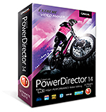 PowerDirector 14 Ultimate Suite - High Performance Video Editing | CyberLink