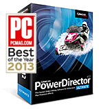 PowerDirector 12 Ultimate - The Fastest Video Editing Software for Enthusiasts - Plus Premium Effects