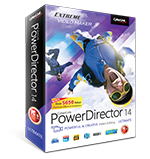 PowerDirector 14 Ultimate - Powerful & Creative Video Editing | CyberLink