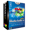 Media Suite 10 is all you need to enrich your digital life. You can Organize, Play, Edit, Burn, Share your media content and playback Blu-ray, Blu-ray 3D and DVD.